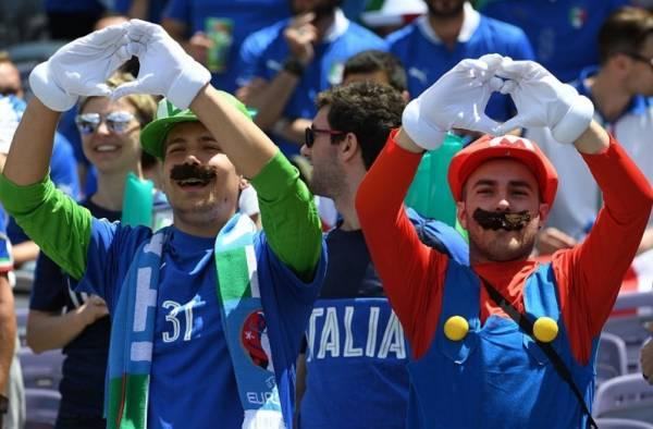 Сборная Италии досрочно выходит в плей-офф Евро-2016