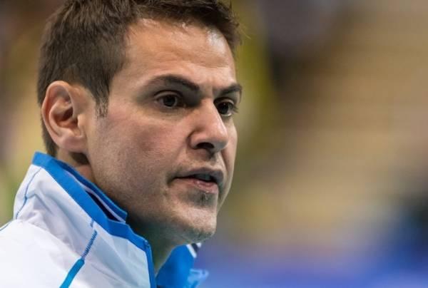 Джанлоренцо Бленини, главный тренер сборной Италии