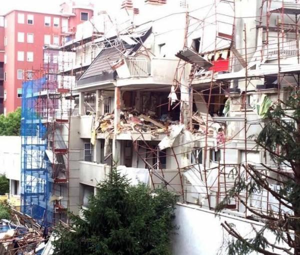 Трое убитых и девять раненых в результате взрыва в Милане