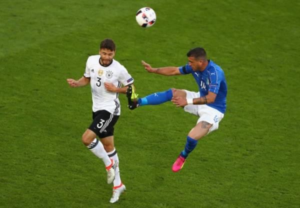 Стефано СТУРАРО, полузащитник сборной Италии