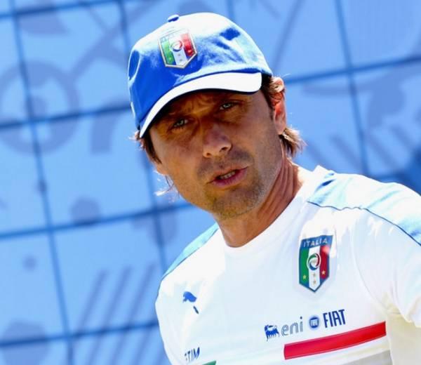 Антонио КОНТЕ, главный тренер сборной Италии