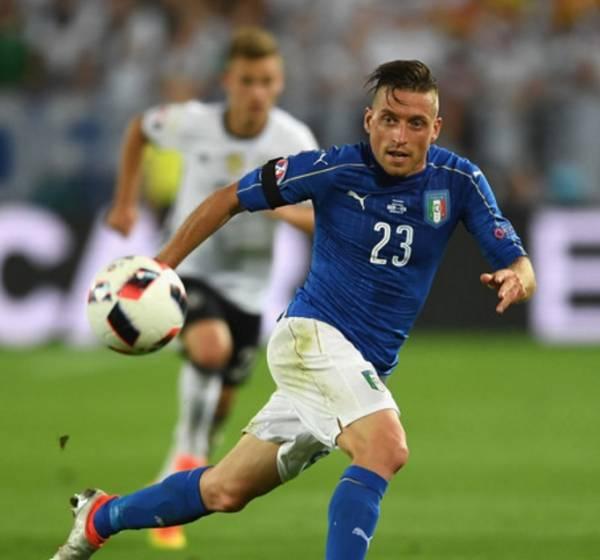 Эмануэле ДЖАККЕРИНИ, полузащитник сборной Италии