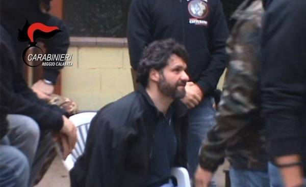 Полиция поймала известного в Италии мафиози Эрнеста Фаццалари