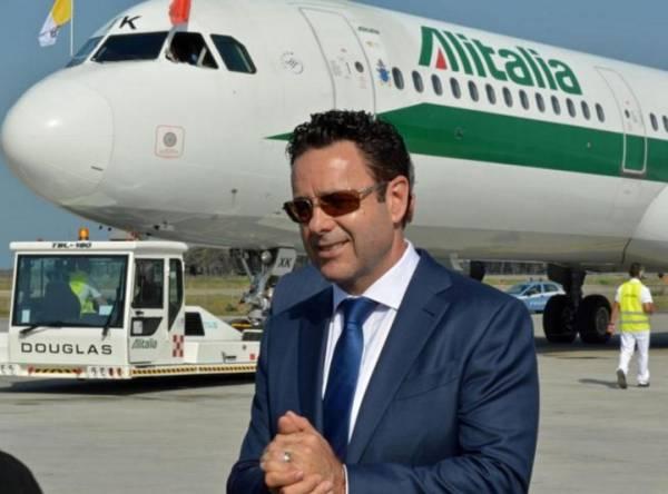 Забастовки в итальянских авиакомпаниях в разгар туристического сезона