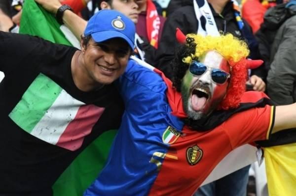 Матч Италия – Бельгия: мнения участников матча