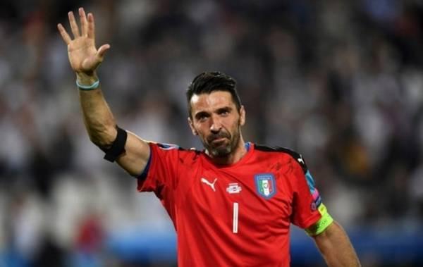 Месут Озил распечатал Джанлуиджи Буффона на Евро- 2016