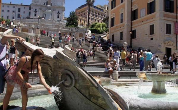 Лето, наконец, придет в Италию