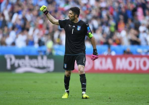 Джанлуиджи БУФФОН, капитан сборной Италии