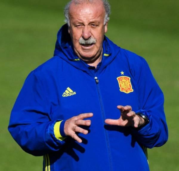 Висенте ДЕЛЬ БОСКЕ, главный тренер сборной Испании
