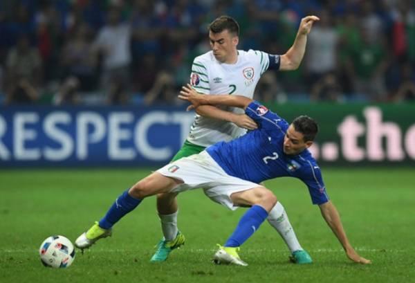 Маттиа ДЕ ШИЛЬО, защитник сборной Италии