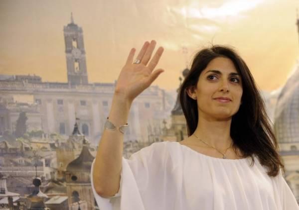 Рим: Мэром столицы первый раз стала женщина