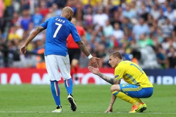 Симоне ДЗАДЗА, нападающий сборной Италии