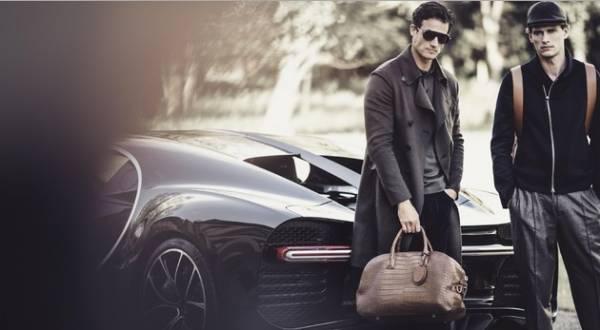 Одежда от Armani из кожи крокодила для поклонников дорогих авто