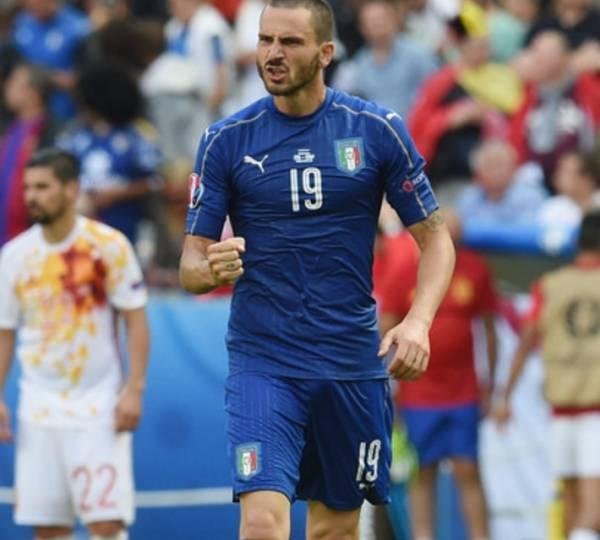 Леонардо БОНУЧЧИ, защитник сборной Италии