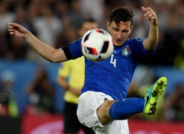 Маттео ДАРМИАН, защитник сборной Италии