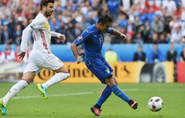ЭДЕР, нападающий сборной Италии
