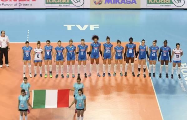 этой победы не хватило сборной Италии