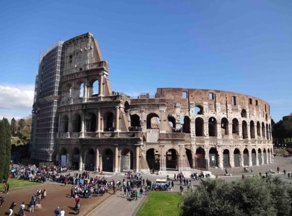 В Колизее откроют третий вход, который ранее был входом для гладиаторо