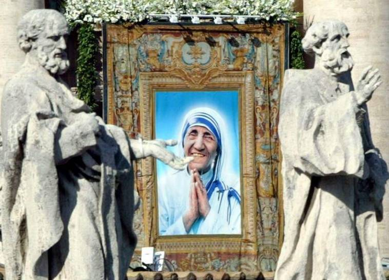 Мать Тереза изКолкаты провозглашена святой Католической церкви