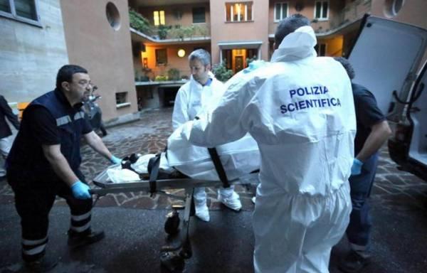 Итальянец держал тело мертвой матери в морозильной камере