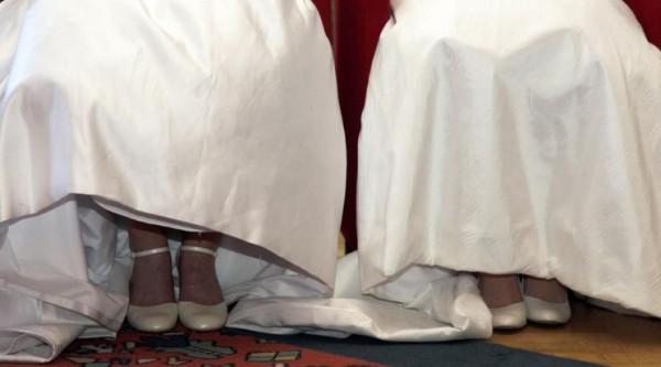 Бывшие монахини заключили гражданский союз