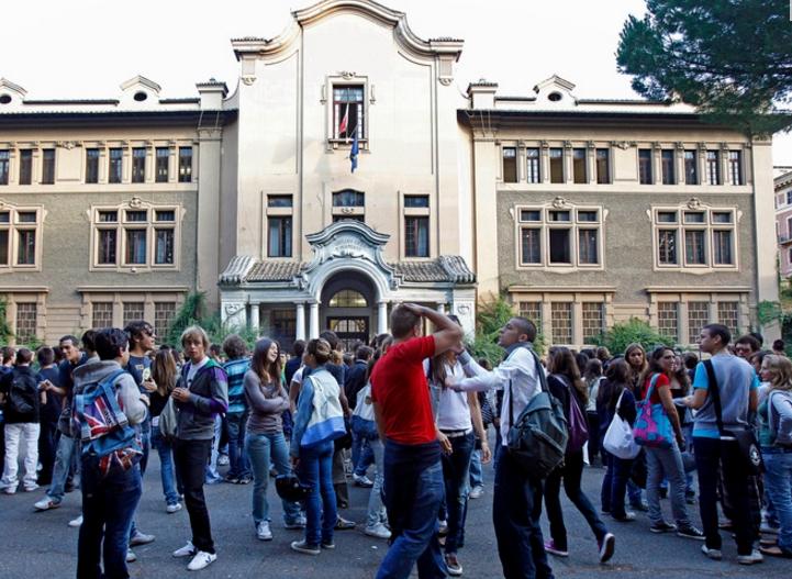 school in rome