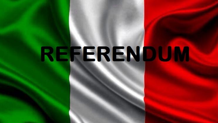 Молодой премьер желает реформировать политическую систему— Референдум вИталии