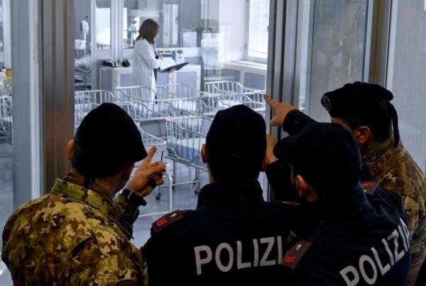 В Неаполе арестована украинка, пытавшаяся выбросить своего ребенка