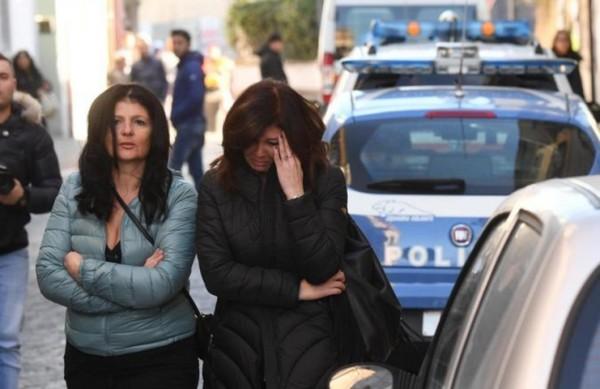 Кровавая семейная трагедия в провинции Неаполя: муж убил жену и сына