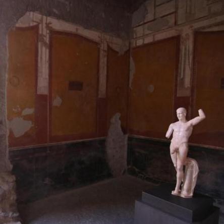 Помпеи: Дом Веттиев открыт публике после 12 лет реставрации