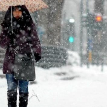Арктический холод над Италией: когда придет потепление?