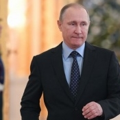 Италия - Россия, Путин приглашает президента Республики посетить Россию