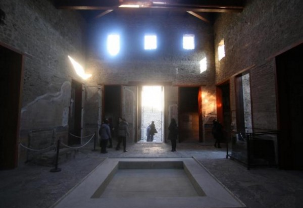 Помпеи: Дом Веттиев открыт публике