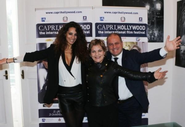 Международный кинофестиваль на Капри
