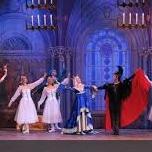 «Лебединое озеро» в театре Беллини Неаполя: на сцене балет Москвы