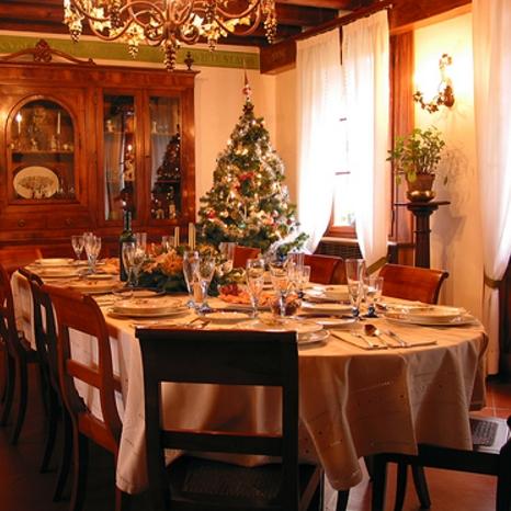 Еда, необходимая для празднования Рождества по-итальянски