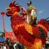 Китайский Новый год в Неаполе: кунг-фу, акробатика и китайская кухня на площади Ротонды Диаз