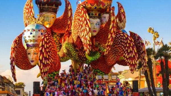 Квадрилье на Карнавал-2017 в Пальма-Кампания