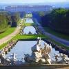 Reggia di Caserta - Королевский дворец в Казерте: 4 место в рейтинге социальных сетей