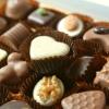 Фестиваль шоколада на площади Милосердия в Неаполе