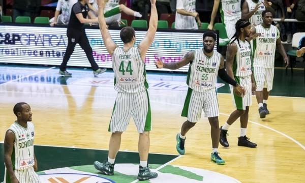 баскетбол - Сидигас Авеллино – Ювентус Утена