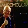 Джиджи Д'Алессио на сцене Сан-Ремо: генеральная репетиция