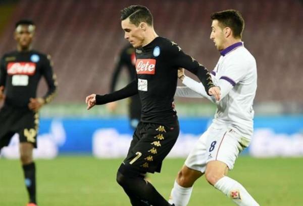 «Наполи» - в полуфинале Кубка Италии