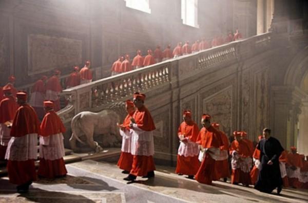 Стивен Спилберг выбрал Королевский Дворец Казерты для съемок