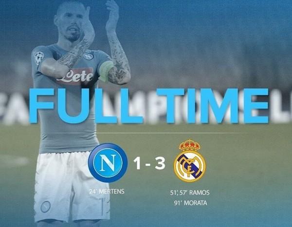 Две победы по 3:1 и в четвертьфинал Лиги чемпионов проходит «Реал»