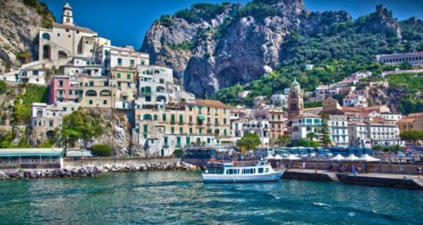 Вновь открыто морское сообщение между Капри и амальфитанским побережье