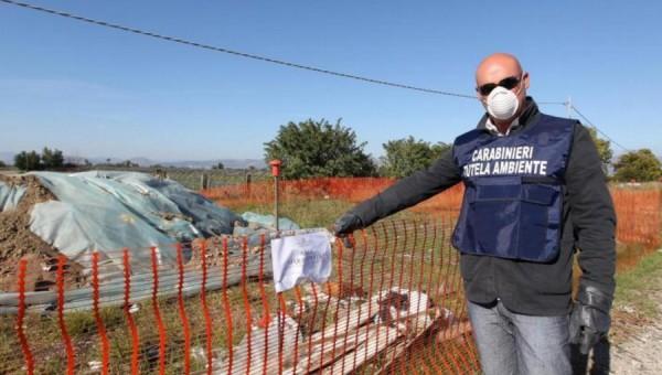 Итальянская фирма - виновной в загрязнении системы водоснабжения