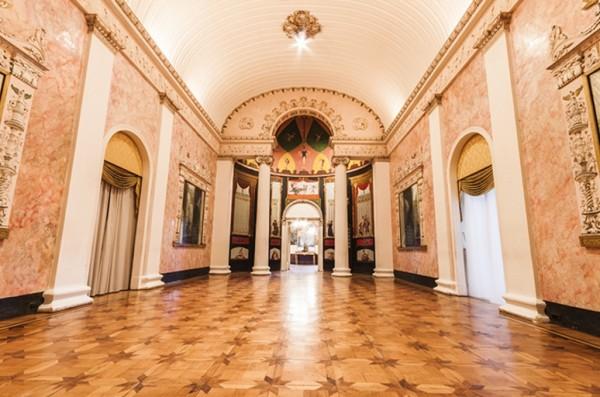 Неаполь, Палаццо Сан-Теодоро