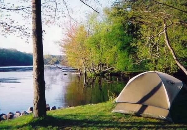 Туристическая палатка - это тот самый