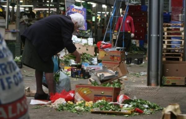 нищета в Италии